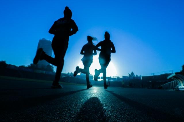 Träning och hälsosam kost